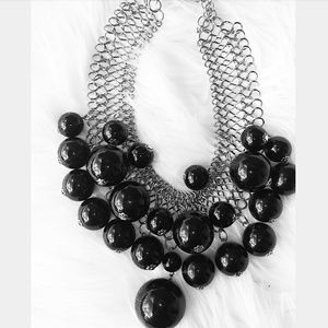 Pearl chocker necklace